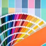 การเลือกสีของโต๊ะทำงาน
